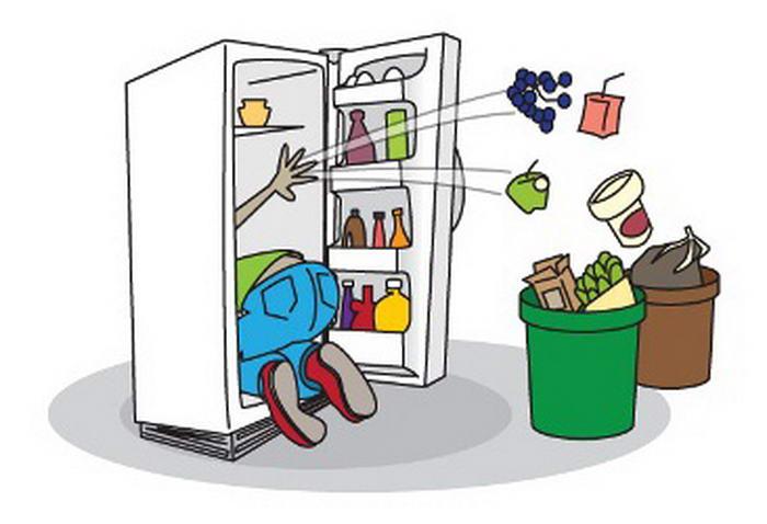 домашний холодильник